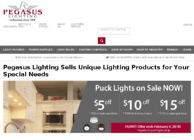 m.pegasuslighting.com