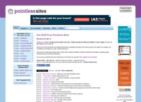 m.pointlesssites.com