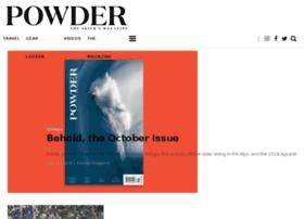 m.powdermag.com