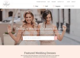 m.preownedweddingdresses.com