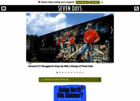 m.sevendaysvt.com