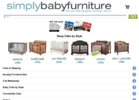 m.simplybabyfurniture.com