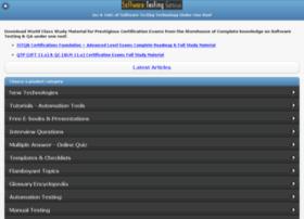 m.softwaretestinggenius.com