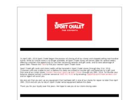 m.sportchalet.com