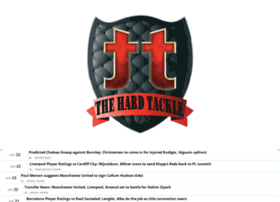 m.thehardtackle.com