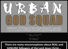 m.urbangodsquad.com