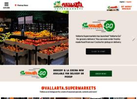 m.vallartasupermarkets.com