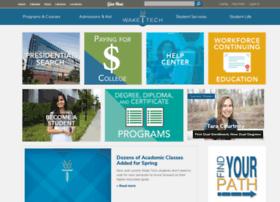 m.waketech.edu