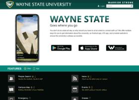 m.wayne.edu