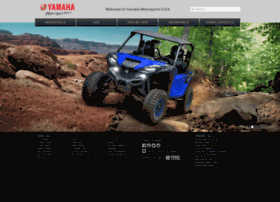 m.yamahamotorsports.com