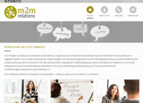 m2mrelations.de