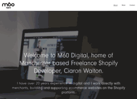m60digital.co.uk