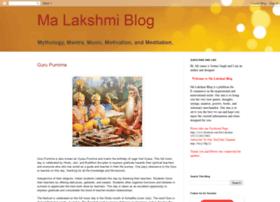 ma-lakshmi-blog.blogspot.in