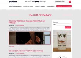 ma-liste-de-mariage.com