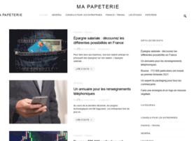 ma-papeterie.com
