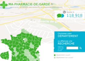 ma-pharmacie-de-garde.fr