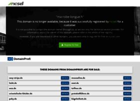 ma-robe-longue.fr