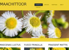 maachittoor.com
