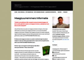 maagzuurremmers.net
