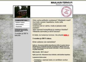 maalaus-tervo.fi