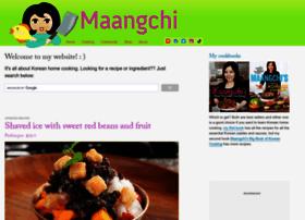 maangchi.com