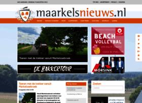 maarkelsnieuws.nl