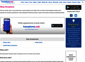 maas.hesaplama.net