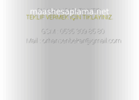 maashesaplama.net