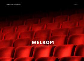 maasstadspelers.nl