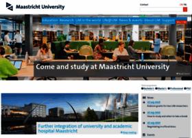 maastrichtuniversity.nl