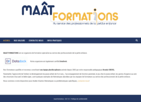 maat-formations.fr