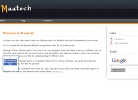 maatech.com