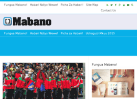 mabano.com