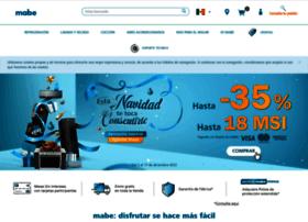 mabe.com.mx