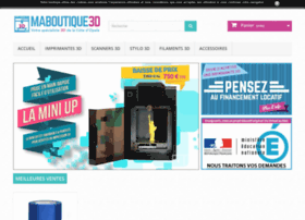 maboutique3d.com