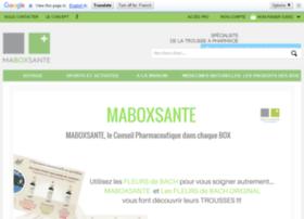 maboxsante.fr