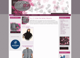 mabrookestore.com