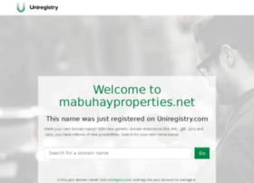 mabuhayproperties.net