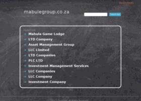 mabulegroup.co.za