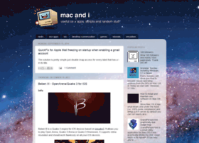 mac-and-i.blogspot.com
