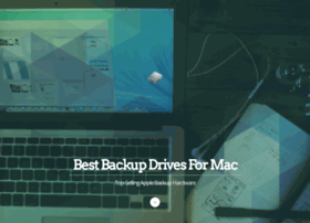 mac-backup-drives.com