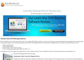 mac-dvd-burning-software.burnworld.com
