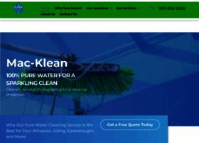 mac-klean.com