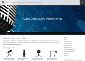 mac-microphones.com