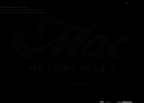 mac-motorcycles.com