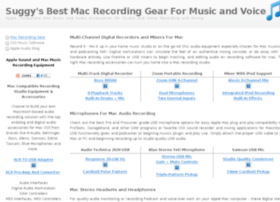 mac-music-gear.com