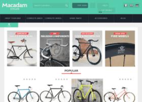 macadamcycles.com