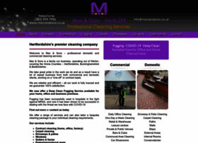 macandsons.co.uk