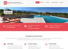 macarenarodriguez.com.ar