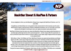 macarthurstewart.co.uk